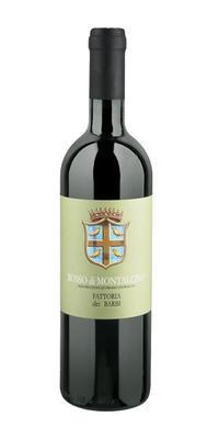 Вино красное сухое «Fattoria dei Barbi Rosso di Montalcino» 2013 г.