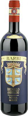 Вино красное сухое «Fattoria dei Barbi Brunello di Montalcino» 2010 г.