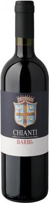 Вино красное сухое «Chianti dei Barbi» 2013 г.