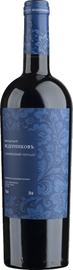 Вино красное сухое «Ведерниковское Цимлянский черный» 2014 г.