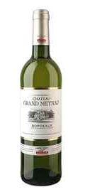 Вино белое сухое «Chateau Grand Meynau» 2014 г.