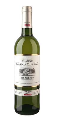 Вино белое сухое «Chateau Grand Meynau» 2015 г.