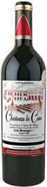 Вино красное сухое «Chateau Le Cone Cru Bourgeois» 2007 г.