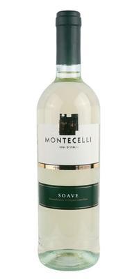 Вино белое сухое «Soave» 2014 г.