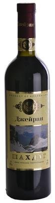 Вино красное полусладкое «Джейран Шахдаг»