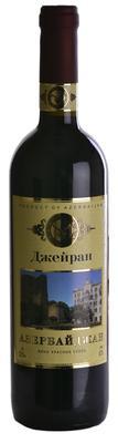 Вино красное сухое «Dzheiran Azerbaijan»