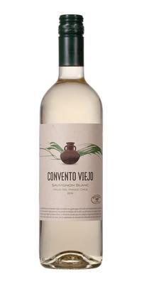 Вино белое сухое «Convento Viejo Sauvignon Blanc» 2015 г.