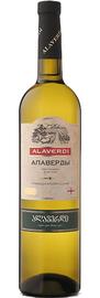 Вино столовое белое сухое «Алаверды»