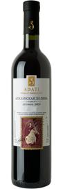 Вино красное полусладкое «Адати Алазанская Долина»
