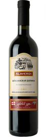 Вино красное полусладкое «Алаверди Алазанская долина»