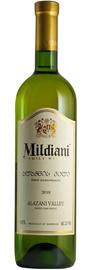 Вино белое полусладкое «Милдиани Алазанская Долина»