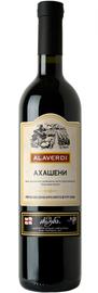 Вино красное полусладкое «Алаверди Ахашени»