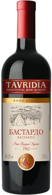Вино красное полусухое  «Бастардо »