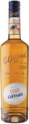 Ликер «Giffard Rhubarbe Liqueur»