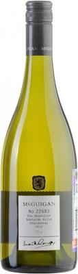 Вино белое сухое «McGuigan The Shortlist Chardonnay» 2012 г.