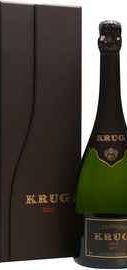 Шампанское белое брют «Krug Vintage» 2000 г. в подарочной упаковке