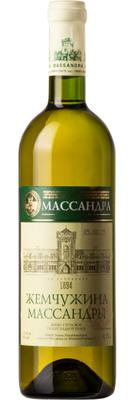 Вино белое полусладкое «Жемчужина»
