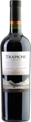Вино красное полусухое «Trapiche Oak Cask Cabernet Sauvignon» 2011 г.