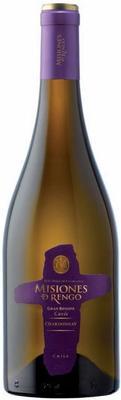 Вино белое сухое «Misiones de Rengo Gran Reserva Cuvee Chardonnay» 2012 г.