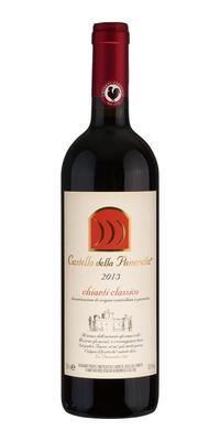 Вино красное сухое «Castello della Paneretta Chianti Classico» 2013 г.