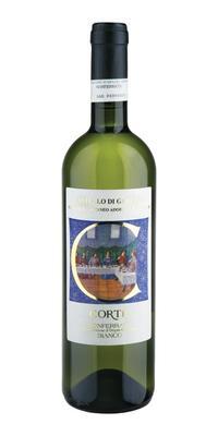 Вино белое сухое «Corte Monferrato Bianco» 2012 г.