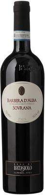 Вино красное сухое «Beni di Batasiolo Sovrana» 2013 г.