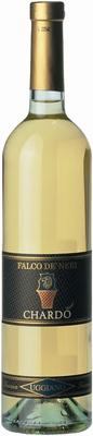 Вино белое сухое «Uggiano Chardo Falco de'Neri» 2010 г.