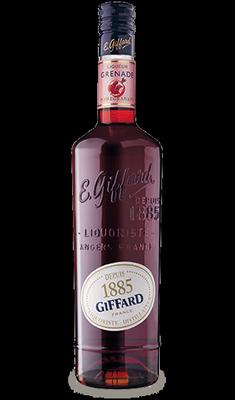 Ликер «Giffard Liqueur de Grenade»