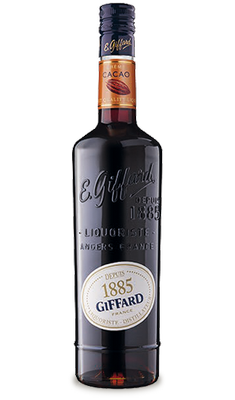 Ликер «Giffard Creme de Cacao brown»