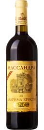 Вино красное сладкое «Лакрима Кристи»