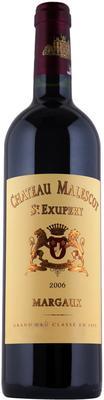 Вино красное сухое «Chateau Malescot St.Exupery 3-em Grand Cru Classe» 2006 г.
