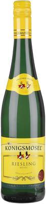 Вино белое полусладкое «Ewald Theodor Drathen Kоеnigsmosel Riesling Qualitatswein» 2014 г.