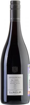 Вино красное сухое «McGuigan The Shortlist GSM» 2010 г.