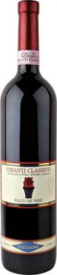 Вино красное сухое «Falco de' Neri Uggiano» 2010 г.