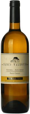 Вино белое полусухое «San Michele-Appiano Sanct Valentin Pinot Grigio» 2013 г.