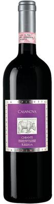 Вино красное сухое «La Spinetta Casanova Chianti Riserva» 2010 г.