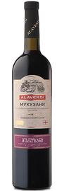 Вино красное сухое «Алаверди Мукузани»