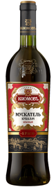 Вино красное сладкое «Мускатель Кубалач Красный»