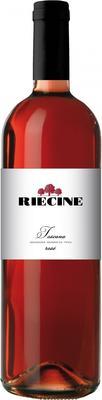 Вино розовое сухое «Riecine Rose For Jasper» 2015 г.