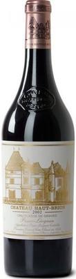 Вино красное сухое «Chateau Haut-Brion 1-er Grand Cru Classe» 2002 г.