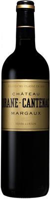 Вино красное сухое «Chateau Brane-Cantenac Margaux» 2008 г.
