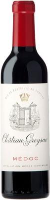 Вино красное сухое «Chateau Greysac Medoc» 2010 г.