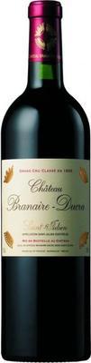 Вино красное сухое «Chateau Branaire-Ducru Saint-Julien 4-eme Grand Cru Classe» 2008 г.