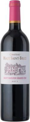 Вино красное сухое «Chateau Haut Saint Brice Saint-Emilion Grand Cru» 2011 г.