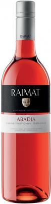 Вино розовое полусухое «Raimat Abadia Rosado Cabernet Sauvignon-Tempranillo Costers del Segre» 2014 г.