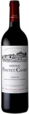 Вино красное сухое «Chateau Pontet-Canet Pauillac 5-me Grand Cru Classe» 2003 г.
