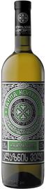 Вино белое полусладкое «Тайна Колхиды Алазанская Долина»