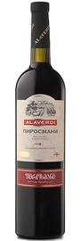 Вино красное полусухое «Алаверди Пиросмани»