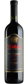 Вино красное полусухое «Милдиани Пиросмани»