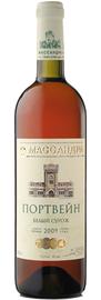 Вино белое сладкое «Портвейн белый Сурож»